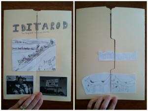 Iditarod Lapbook Covers