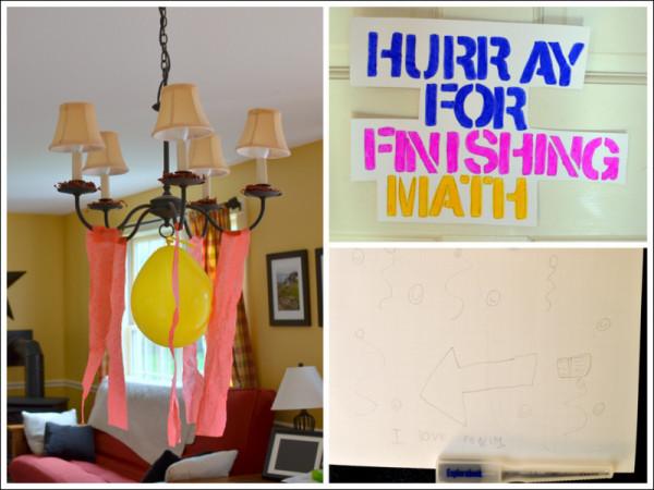 Celebrating Homeschool Accomplishments
