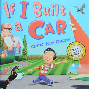 Favorite Picture Books If I Built a Car