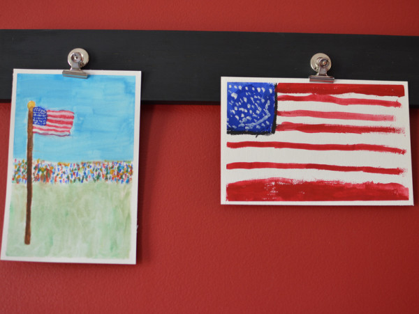 Patriotic Art Projects