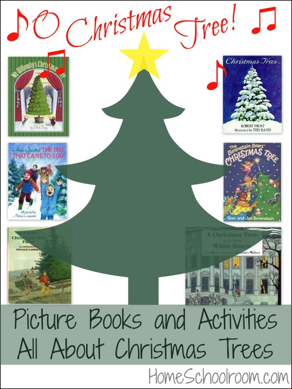 Christmas Tree Books and Activities