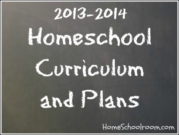 Homeschool Curriculum and Plans