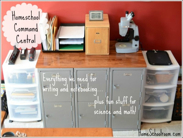 homeschool command central