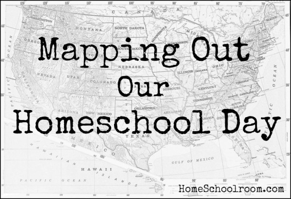 Planning Our Homeschool Day