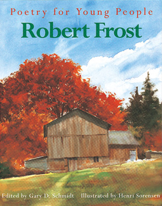 Robert Frost Book Cover