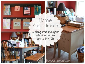 Home Schoolroom Ideas