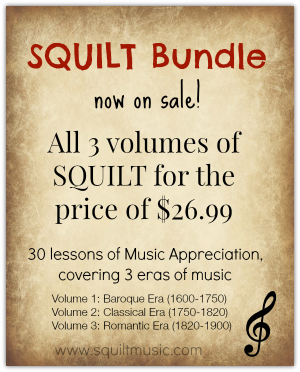 SQUILT 3 Volume Bundle Sale